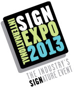 International Sign Expo 2013