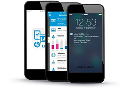 HP announced Latex Mobile smartphone application
