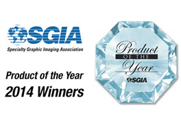 SGIA 'Product of Year' 2014 Winners List in Full