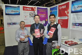 The second station of D·PES international promotion:The 6th Print Technology Malaysia 2014