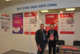 The 4th station of D·PES International Promotion- Reklama Russia 2014