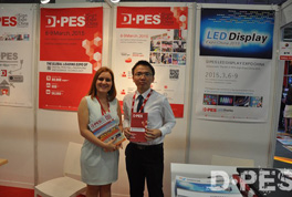 The Third Station of D·PES International Promotion:The 16th Sign Istanbul 2014
