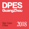 DPES Sign Expo China 2018
