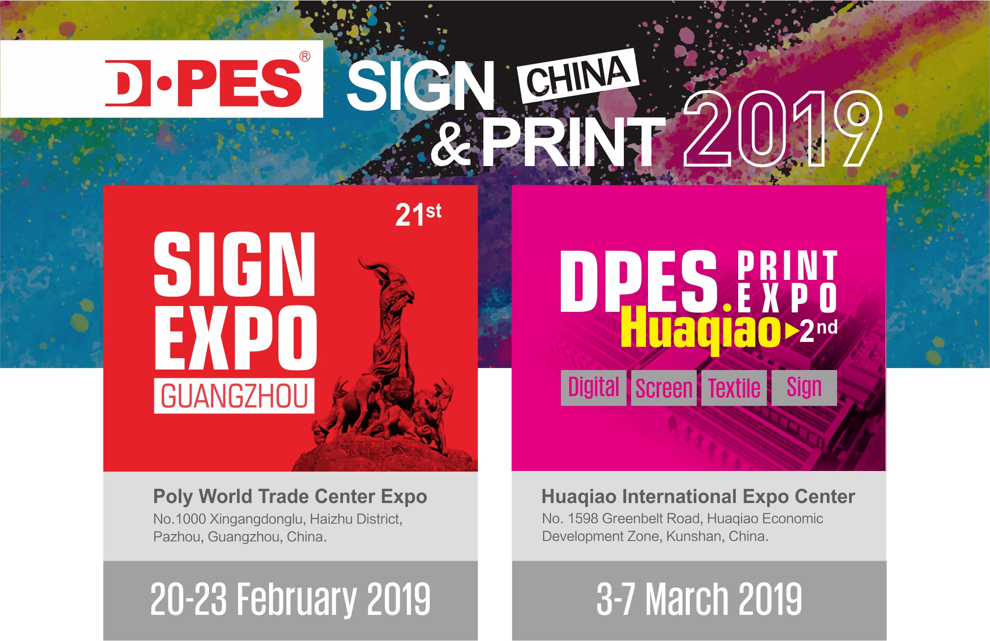 Issue 1 — Plan Your Trip to DPES 2019