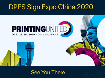 DPES Overseas Promotion - Printing United 2019 (USA)