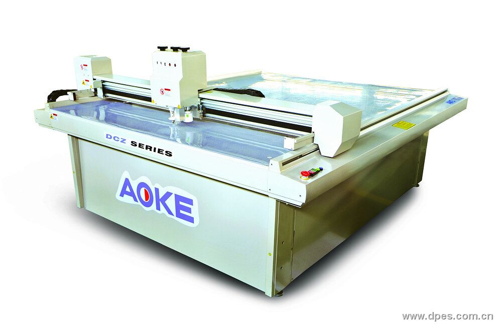 Carton & Box Sample Cutting Machine with CNC