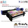 New Technology, UV Led flatbed printer, high speed and high resolution, industrial printer