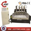 Four heads and rotary axes 1325 stone cnc router JCUT-1325C-4 (51/4X98.4X 11.8inch)