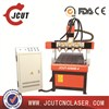 Four heads 6090 cnc router for wood/acrylic/metal JCUT-6090B-4(23.6''x35.4''x5.9'')