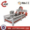 3d wood router price cnc, cnc milling machine 4 axis, cnc router machine for 3d carving JCUT-1325-2R(51/4X98.4X7.8inch)