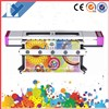Large Format 1.8m/6ft Sticker Printing Machine with Original Dx5 Head 3.2m/10ft Indoor & Outdoor Eco Solvent Printer