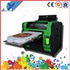 A3 size flatbed Tshirt printer with one dx5 head 1440dpi