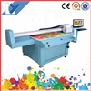 Galaxy UD-1312UFW large format digital ecosolvente printer DX5 head printing machine with led lamp