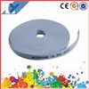 16.9-XL-9000 Sync Long Carriage Belt Infiniti / Challenger/Phaeton/Gongzheng / Wit-Color / Crystaljet/Liyu Inkjet Pinter