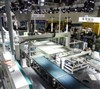 Excitech smart factory unmanned production line for panel furniture