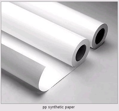 Pp Synthetic Paper Wuxi Guoshun Ad Material Corp Ltd