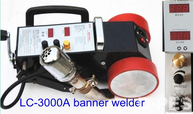 Flex High Quality Automatic Pvc Banner Welding Plastic Welders