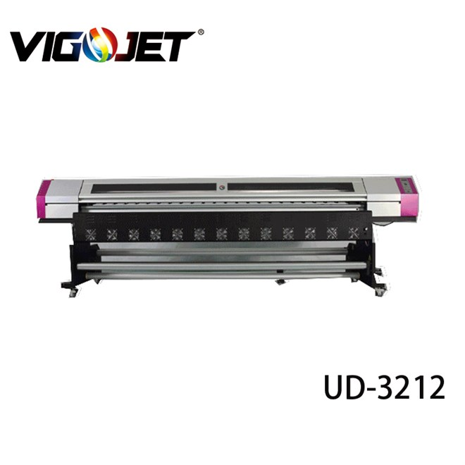High resolution dx5 inkjet printer/3.2m large format printer for Galaxy eco solvent printer UD-3212LD